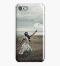 windy day iPhone Case/Skin