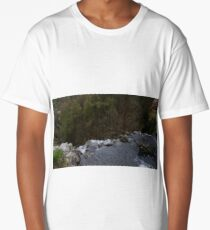 Don't Look Down Long T-Shirt