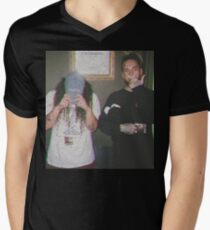Camiseta para hombre de cuello en v $ uicideBoy $