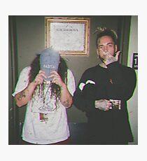 $uicideBoy$ Photographic Print