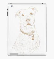 Curious Pup  iPad Case/Skin