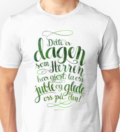 Dette er dagen T-Shirt