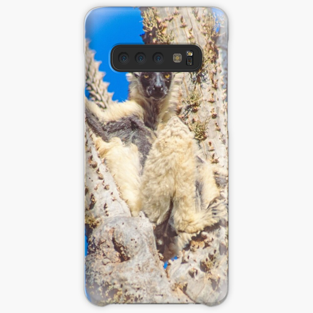 Living in the spiny forest Case & Skin for Samsung Galaxy