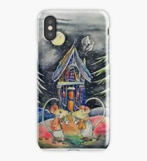 Christmas Mice iPhone Case/Skin