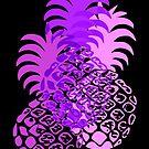 Momona Hawaiian Tropical Pineapple - Violet by DriveIndustries