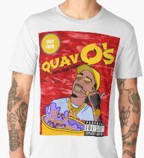 QuavO's Cereal (RED) Men's Premium T-Shirt