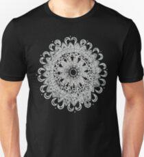 White Satin Unisex T-Shirt