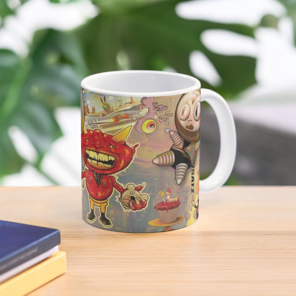 Drink Up My Friend Mug