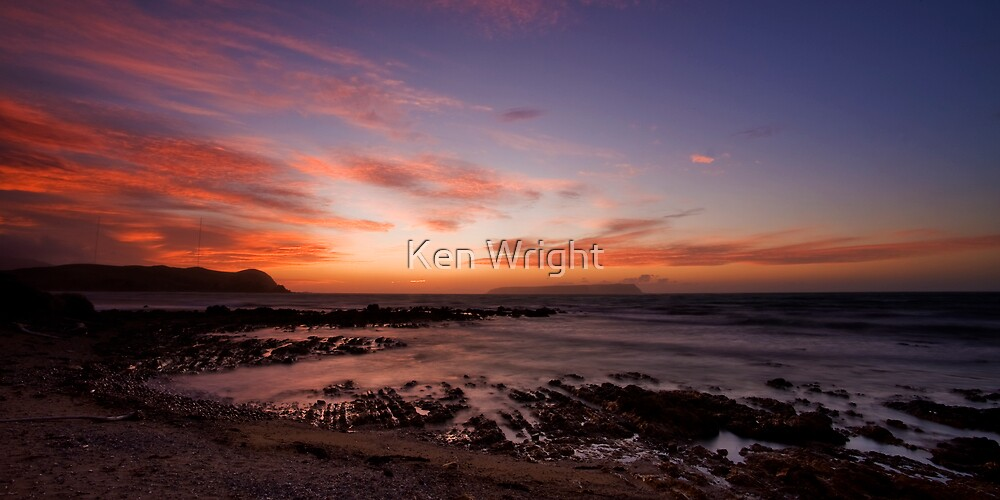 Tawny Port by Ken Wright
