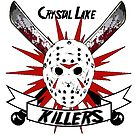 Crystal Lake Killer von American  Artist