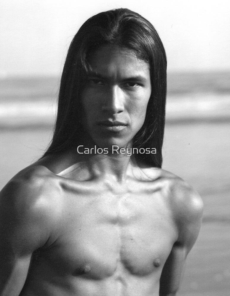 Native Sand by Carlos Reynosa