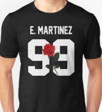 Emilio Martinez - Rose  Unisex T-Shirt