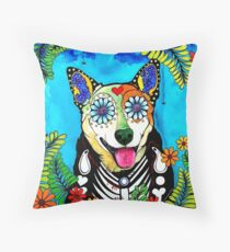 Heeler I Throw Pillow