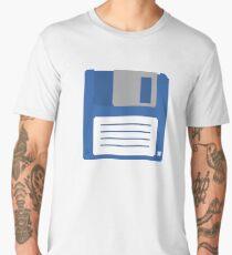 Floppy Disk T Shirt Men's Premium T-Shirt