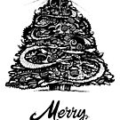 Merry Christmas - 2017 by Danielle Scott