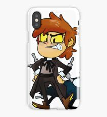 Bipper Pines Gravity Falls iPhone Case