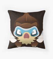 BulVariant Mamoswine Throw Pillow