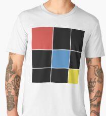Trinomial Cube Men's Premium T-Shirt