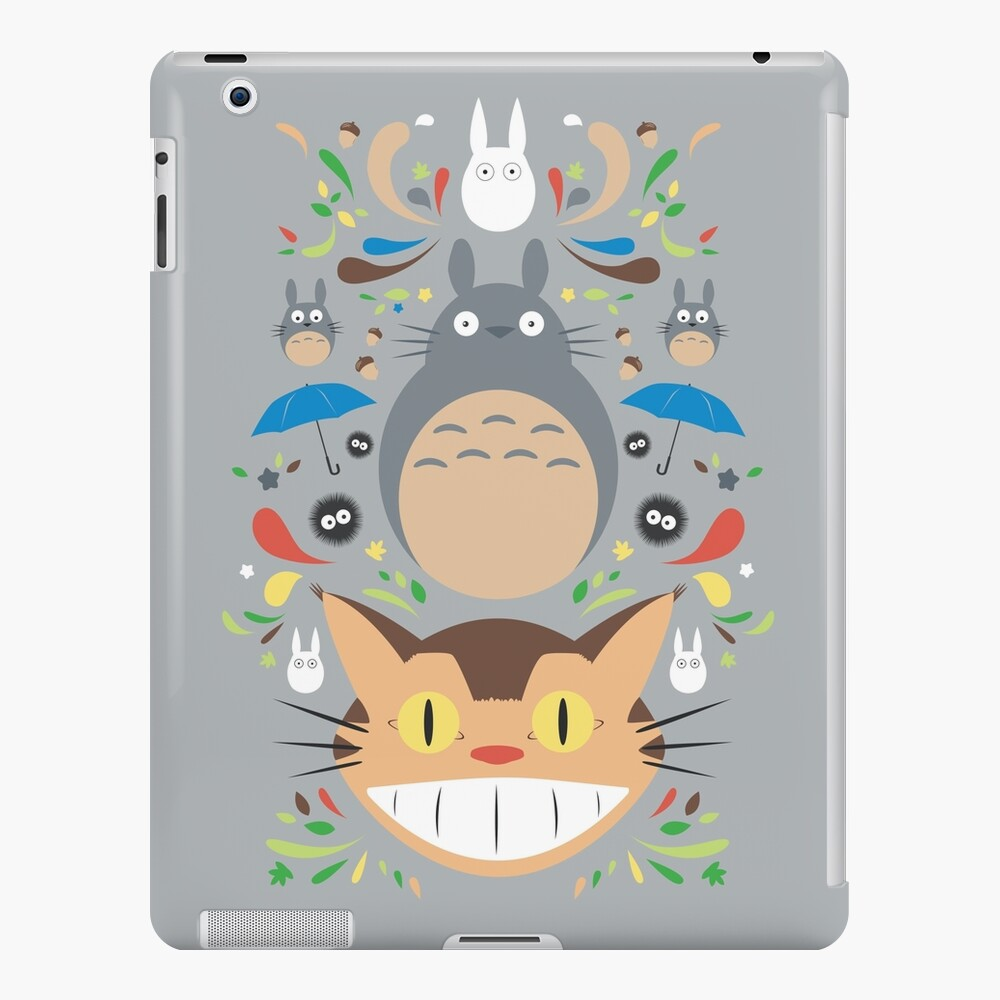 Neighbor Friends iPad Case & Skin