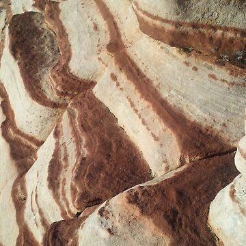Calico Rocks by brodrickmade