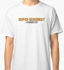 SUPER EUROBEAT PRESENTS V2 Classic T-Shirt
