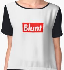 Blunt Women's Chiffon Top