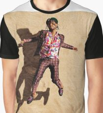 Miguel - War and Leisure Album Graphic T-Shirt