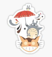 Neighborhood Friends Umbrella Sticker