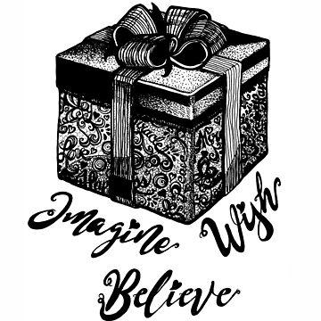 Imagine, Wish, Believe by djsmith70