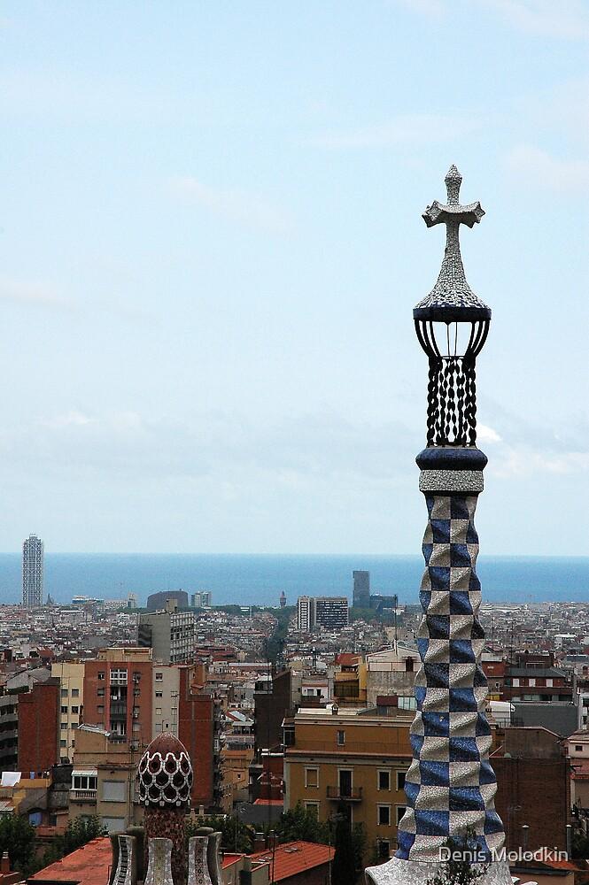 Gaudi Art #7 by Denis Molodkin