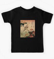 Gros bec et mirabilis Hokusai Kids Clothes