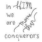 More than Conquerors by Lauren Brown