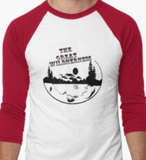 Wilderness Apparel  Men's Baseball ¾ T-Shirt