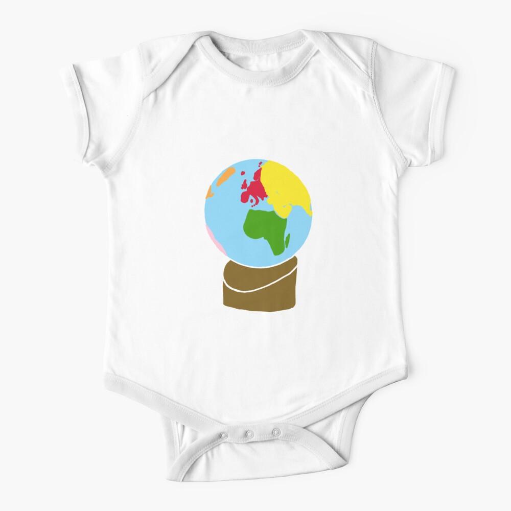 Montessori Globe Baby One-Piece