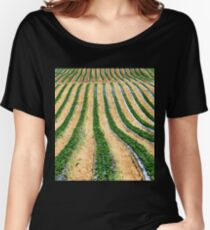 Strawberry Fields Women's Relaxed Fit T-Shirt