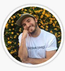 Zane Hijazi - i feel weird Sticker