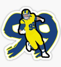 Aaron Donald Sticker