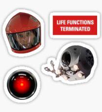 2001: A Space Odyssey - Sticker Set Sticker