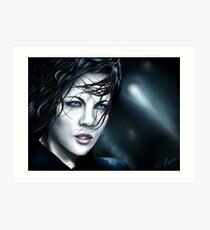 Underworld Fan Art Art Print