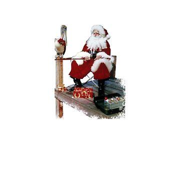 Christmas Fishing by telodbaico