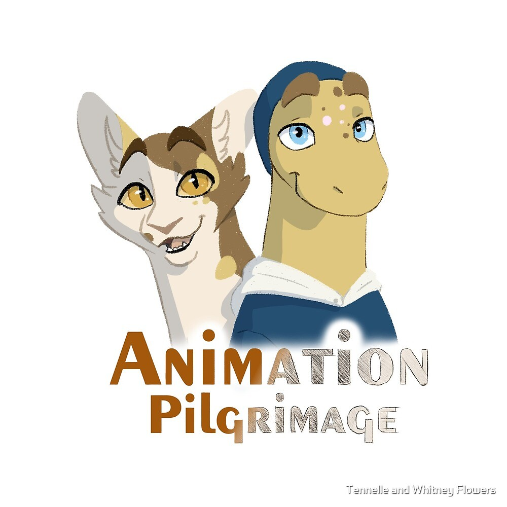 Quot Animation Pilgrimage Quot By Tennelle And Shawn Flowers