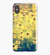 Golden Yellow  iPhone Case/Skin