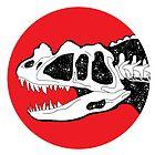Ceratosaurus  by justanotherbad