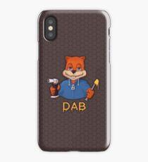 Squirrel Dab iPhone Case/Skin