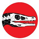Velociraptor  by justanotherbad