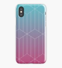 Cotton Candy Concrete iPhone Case/Skin