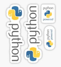 Python Mix Sticker