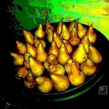 Golden Pears Paula Deacon PE by DeaconPE