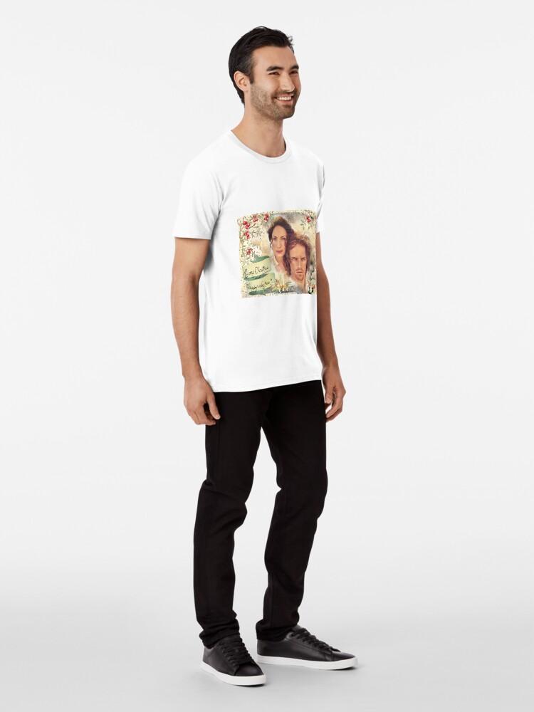 Alternative Ansicht von Happy Holidays  Premium T-Shirt