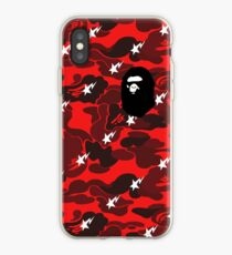 Red Ape iPhone Case